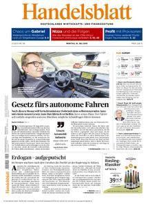 Handelsblatt - 18. Juli 2016