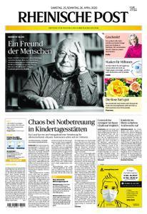 Rheinische Post – 25. April 2020