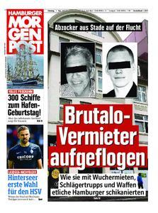 Hamburger Morgenpost – 07. Mai 2019