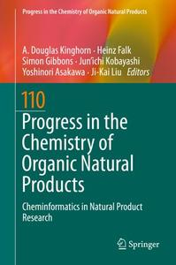 Progress in the Chemistry of Organic Natural Products: 110 Cheminformatics in Natural Product Research