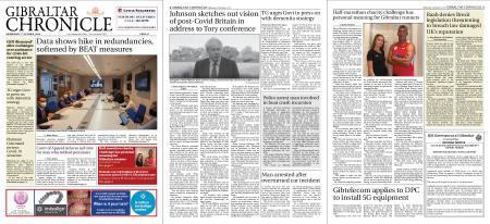Gibraltar Chronicle – 07 October 2020