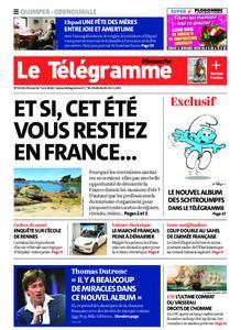Le Télégramme Ouest Cornouaille – 07 juin 2020