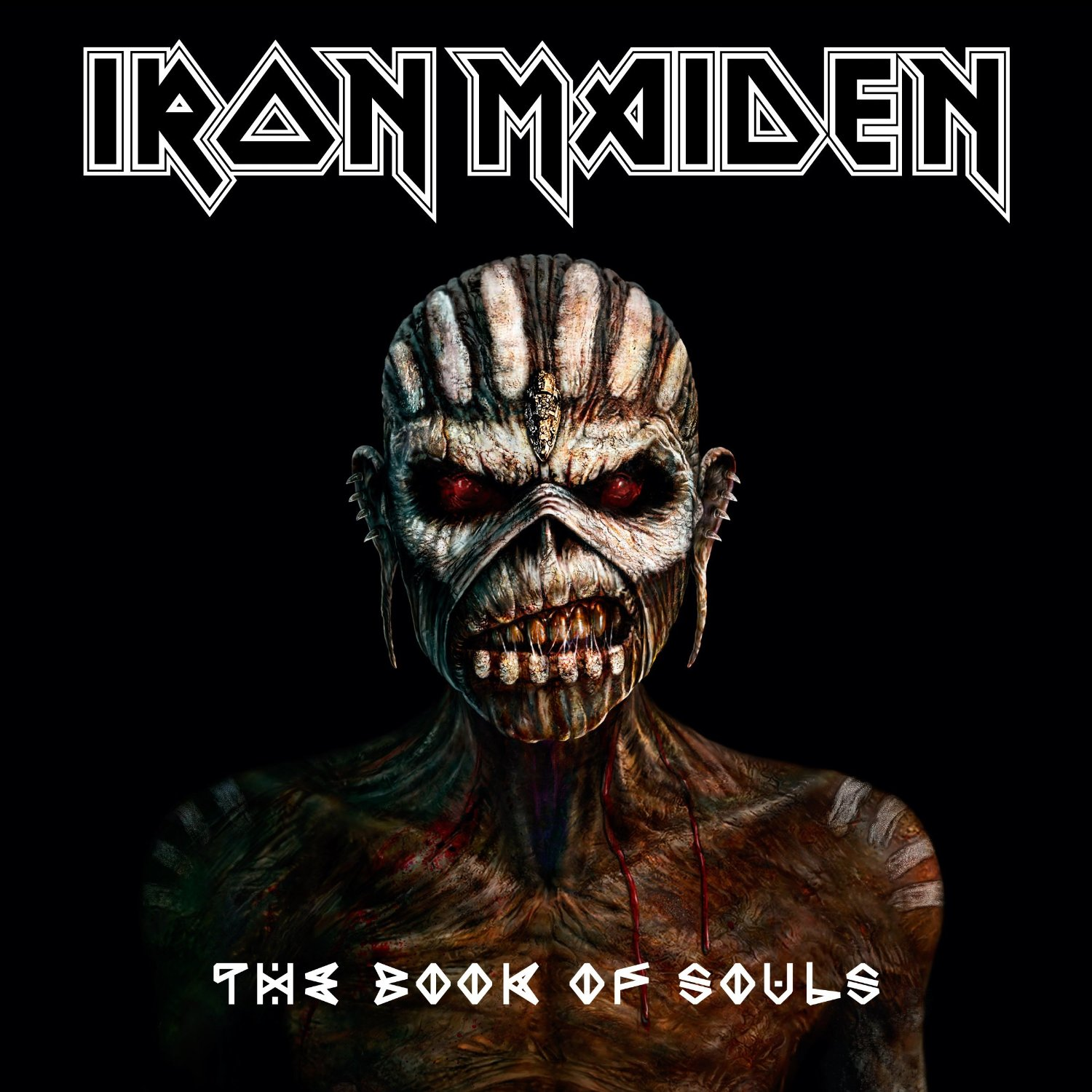 Iron Maiden - The Book Of Souls (2015) [Official Digital Download] RE-UP