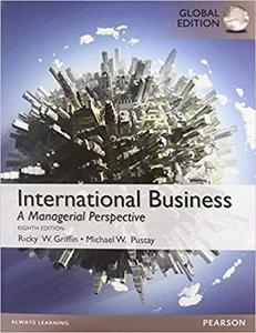 International Business (Global Edition)