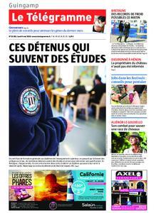 Le Télégramme Guingamp – 06 mai 2019