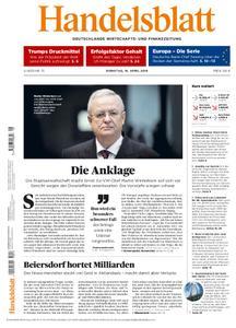 Handelsblatt - 16. April 2019
