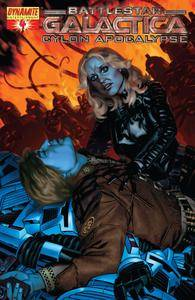 Battlestar Galactica - Cylon Apocalypse 004 2007 4 Covers Digital
