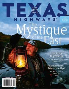 Texas Highways - February 2020