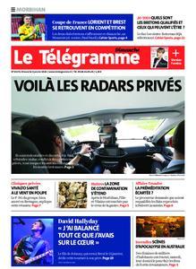 Le Télégramme Auray – 05 janvier 2020