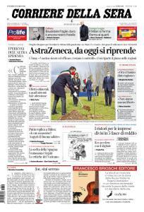 Corriere della Sera - 19 Marzo 2021