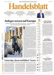 Handelsblatt - 14 April 2021