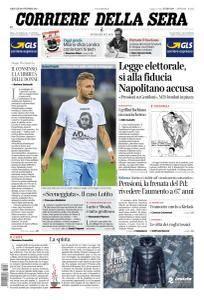 Corriere della Sera - 26 Ottobre 2017