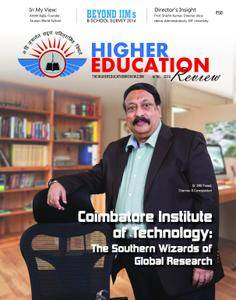 Higher Education Review - April 2016