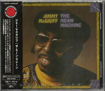 Jimmy McGriff - The Mean Machine (1976) [2019, Japan]