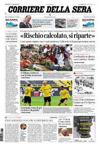 Corriere della Sera – 17 maggio 2020