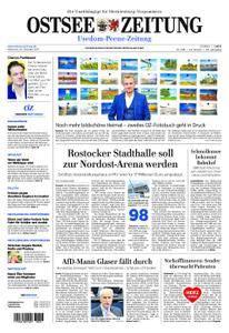 Ostsee Zeitung Wolgast - 25. Oktober 2017