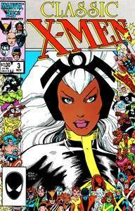 Classic X-Men 003 1986 c2c Minutemen-Bluntman