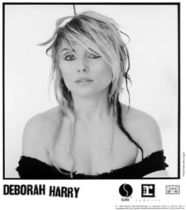 Deborah Harry - Def, Dumb & Blonde (1989) [Japanese Release]