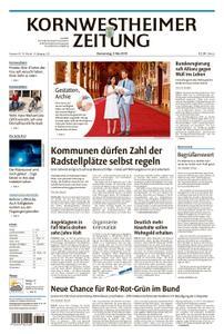 Kornwestheimer Zeitung - 09. Mai 2019