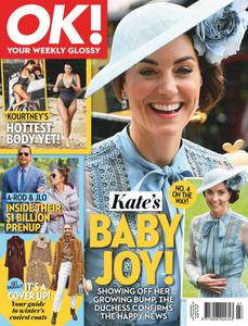 OK! Magazine Australia - July 08, 2019