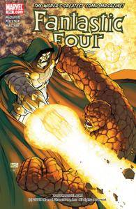 Fantastic Four 552 2008 digital Minutemen-Faessla