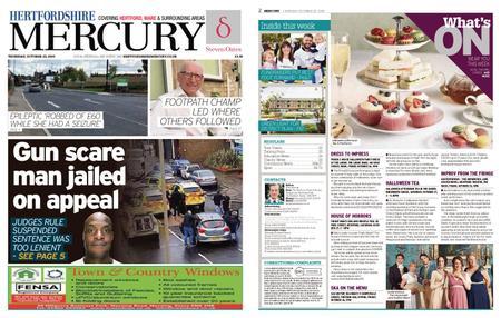 Hertfordshire Mercury – October 25, 2018