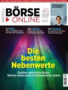 Börse Online - 12 November 2020