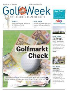 Golf Week - 7 September 2018