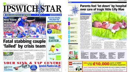 Ipswich Star – April 18, 2019