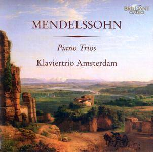 Klaviertrio Amsterdam - Felix Mendelssohn: Piano Trios (2000) Reissue 2010