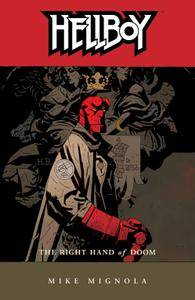 Hellboy v04 - The Right Hand of Doom 2003 2nd edition Digital Zone-Empire