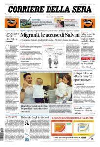 Corriere della Sera - 4 Giugno 2018