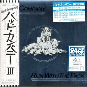 Bad Company - Japanese Cardboard Sleeve Reissue (1974-1982) [6 Albums - feat. 24-bit Remastering 2010] RE-UP