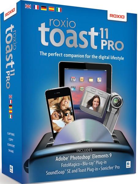 Roxio Toast Titanium 11 Pro