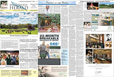 Bucks County Herald – September 09, 2020