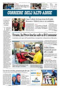Corriere dell'Alto Adige - 27 Novembre 2019