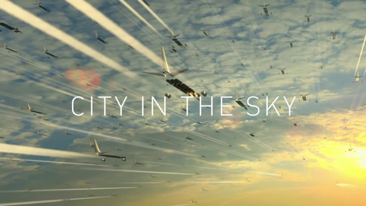 BBC - City in the Sky (2016)