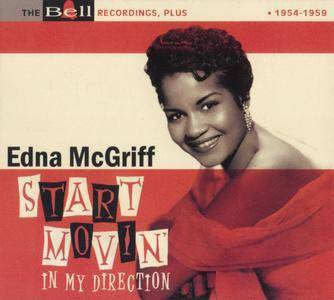 Edna McGriff - Start Movin' In My Direction: The Bell Recordings, Plus 1954-1959 (2012) {Bear Family BCD 17276 AH}