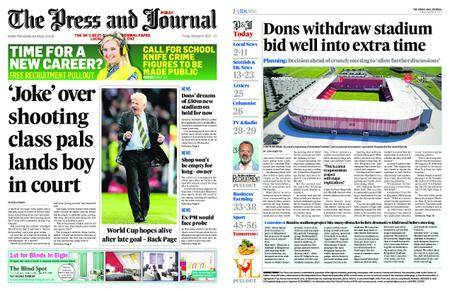 The Press and Journal Moray – October 06, 2017