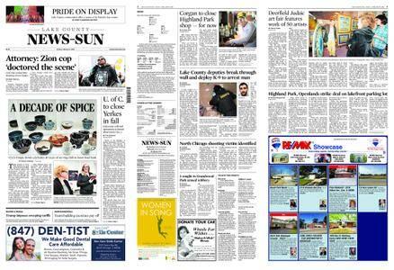 Lake County News-Sun – March 09, 2018