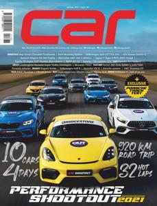 Car South Africa - January 2021