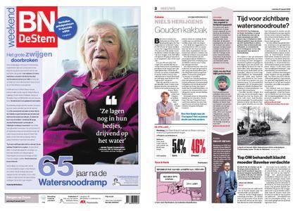 BN DeStem - Bergen op Zoom – 27 januari 2018