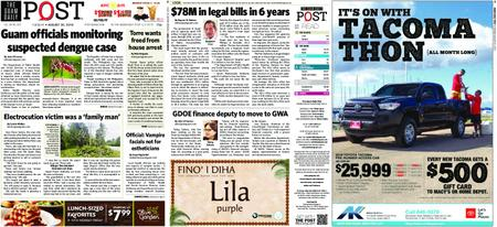 The Guam Daily Post – August 20, 2019