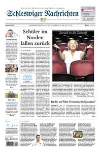 Schleswiger Nachrichten - 19. Oktober 2019