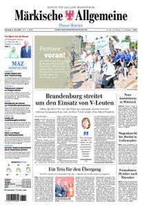 Märkische Allgemeine Dosse Kurier - 04. Juni 2019