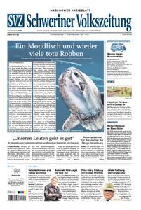 Schweriner Volkszeitung Hagenower Kreisblatt - 09. Januar 2020
