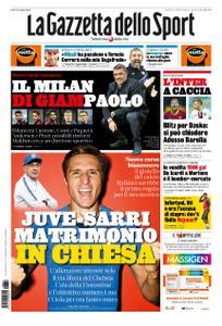 La Gazzetta dello Sport Sicilia – 04 giugno 2019
