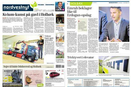 Nordvestnyt Holbæk Odsherred – 11. september 2017