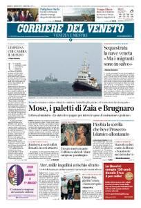 Corriere del Veneto Venezia e Mestre – 11 maggio 2019