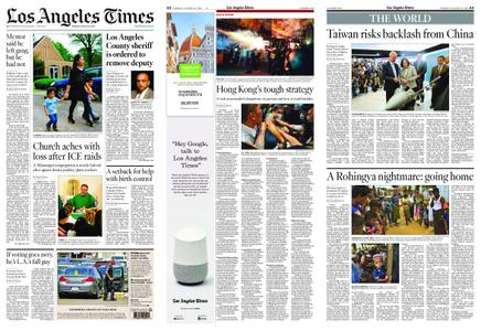 Los Angeles Times – August 20, 2019